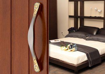 2pcs-64mm-Brushed-Zinc-Alloy-Furniture-Hardware-Kitchen-Cabinet-Door-Knobs-Handles-Dresser-Drawer-Pulls-472-6